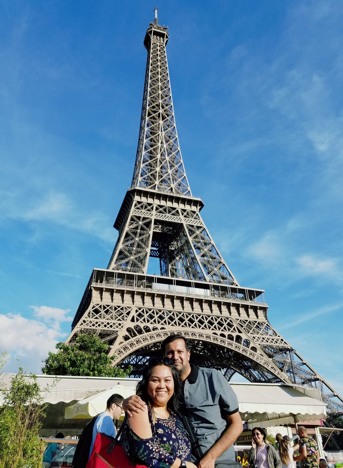 Paris Riverboat Cruise